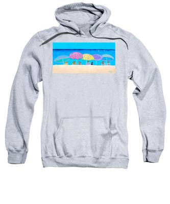 Beach Sands Perfect Tans Sweatshirt