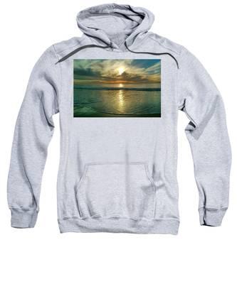Beach Sunset Sweatshirt