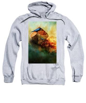 Beached Crow Sweatshirt