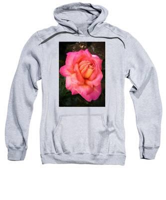 Blushing Rose Sweatshirt