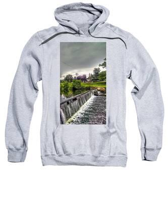 Boonton New Jersey Spillway Sweatshirt
