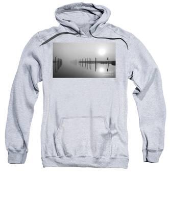 Breaking Through The Fog Sweatshirt