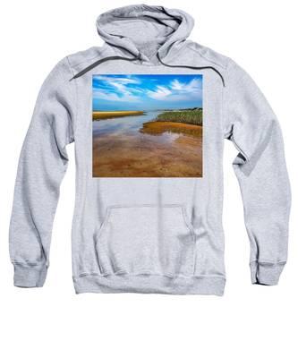 Cape Perspective Sweatshirt