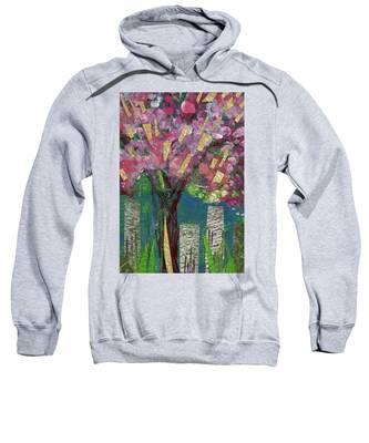 Cherry Blossom Too Sweatshirt