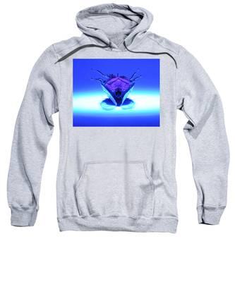 Cicada In Uv Sweatshirt
