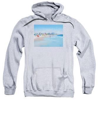 Coronado Beach San Diego Sweatshirt