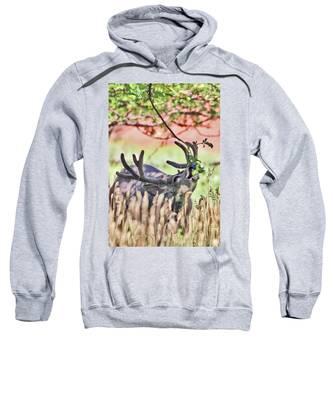 Deer In The Orchard Sweatshirt