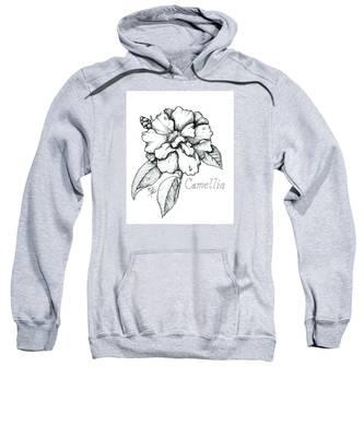 Dew Kissed Camellia Sweatshirt