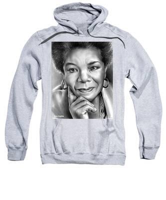 Dr Maya Angelou Sweatshirt