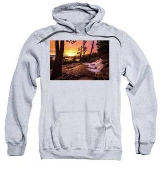 Eagle Falls Sunrise Sweatshirt