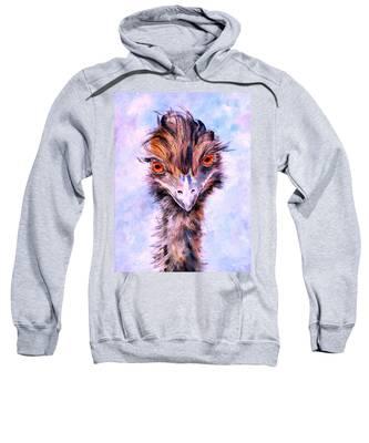 Emu Eyes Sweatshirt