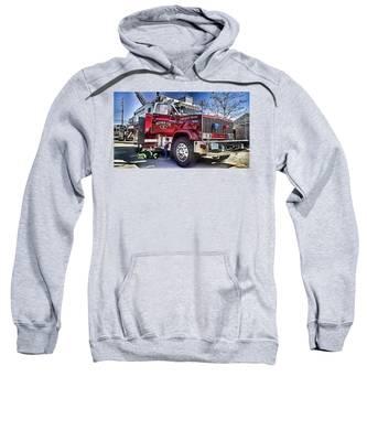 Firemen Honor And Sacrifice #2 Sweatshirt