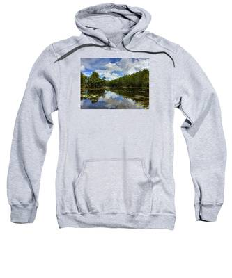 Florida Wetlands Sweatshirt