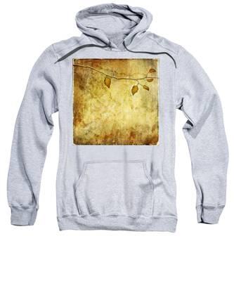 Golden Branch Of Hope  Sweatshirt