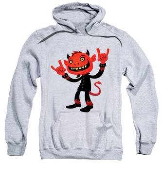 Rock And Roll Hooded Sweatshirts T-Shirts