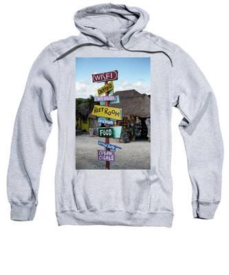 Here's What's Here 1 Sweatshirt