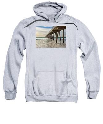 Hermosa Under The Pier Sweatshirt