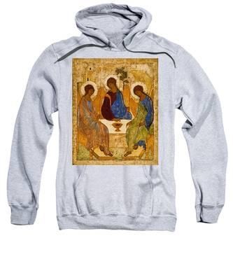 Holy Trinity. Troitsa Sweatshirt