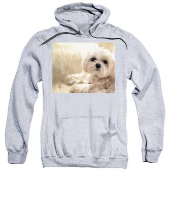 Hoping For A Cookie Sweatshirt