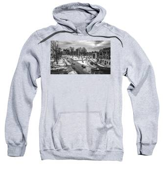 Hudson Falls Business District Sweatshirt