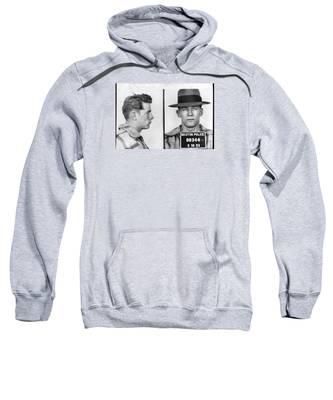 James Whitey Bulger Mug Shot 1953 Horizontal Sweatshirt