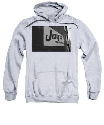 Jay's Department Store In Bw Sweatshirt
