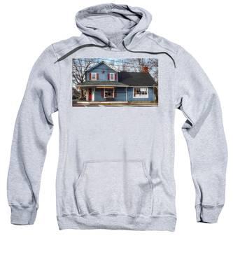 Jones Hardware, A Pequannock Legend Sweatshirt