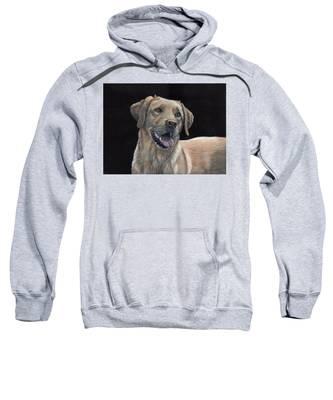 Labrador Portrait Sweatshirt