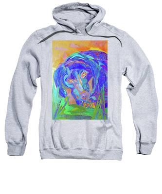Laila The Lab Sweatshirt