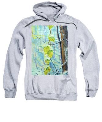 Last Of The Leaves Sweatshirt