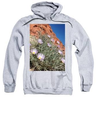 Lavender Drops Sweatshirt