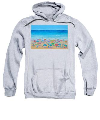 Life On The Beach Sweatshirt