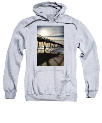 Light Of The Pier  Sweatshirt