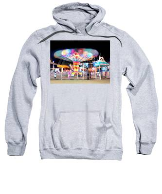 Lolipop Wheel- Sweatshirt