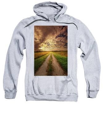 Looking Back On The Memory Of Sweatshirt