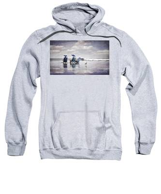 Margate Beach Relaxation Sweatshirt