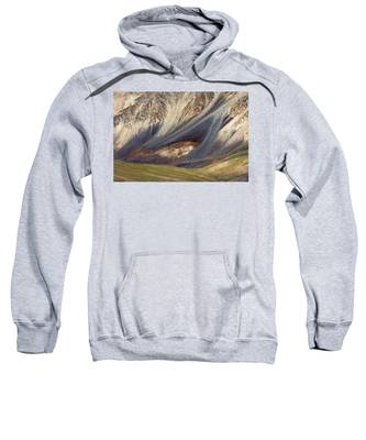 Mountain Abstract 2 Sweatshirt