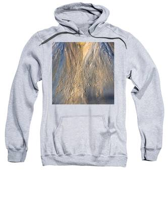 Mountain Abstract 3 Sweatshirt