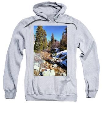 Mountain Scene Sweatshirt