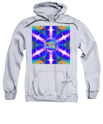 Mystic Universe 15 Kk2 Sweatshirt by Derek Gedney