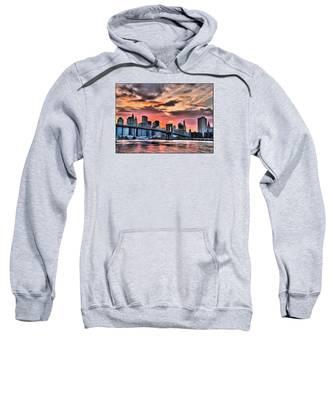 New York Sunset Sweatshirt