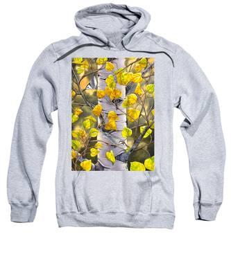 Pygmy Nuthatch Hooded Sweatshirts T-Shirts