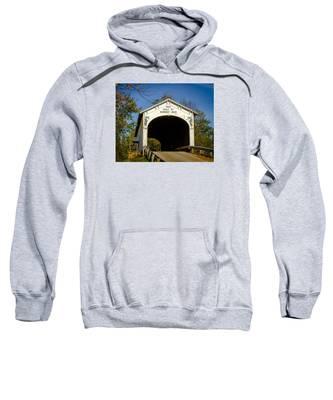 Offutt's Ford Covered Bridge Sweatshirt