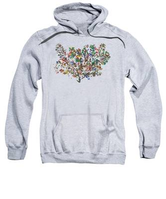 Painted Nature 2 Sweatshirt