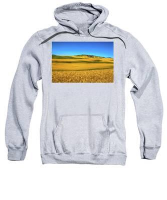 Palouse Wheat Field Sweatshirt
