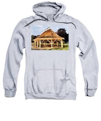 Park Gazebo Sweatshirt
