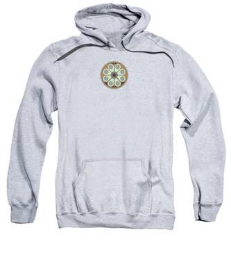 Peace Flower Sweatshirt