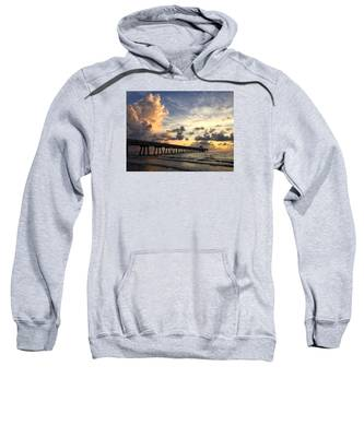 Pier On The Left Sweatshirt