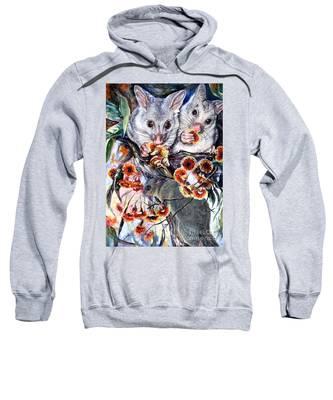 Possum Family Sweatshirt