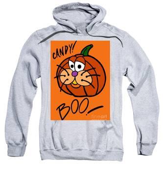 Pumpkincat Sweatshirt